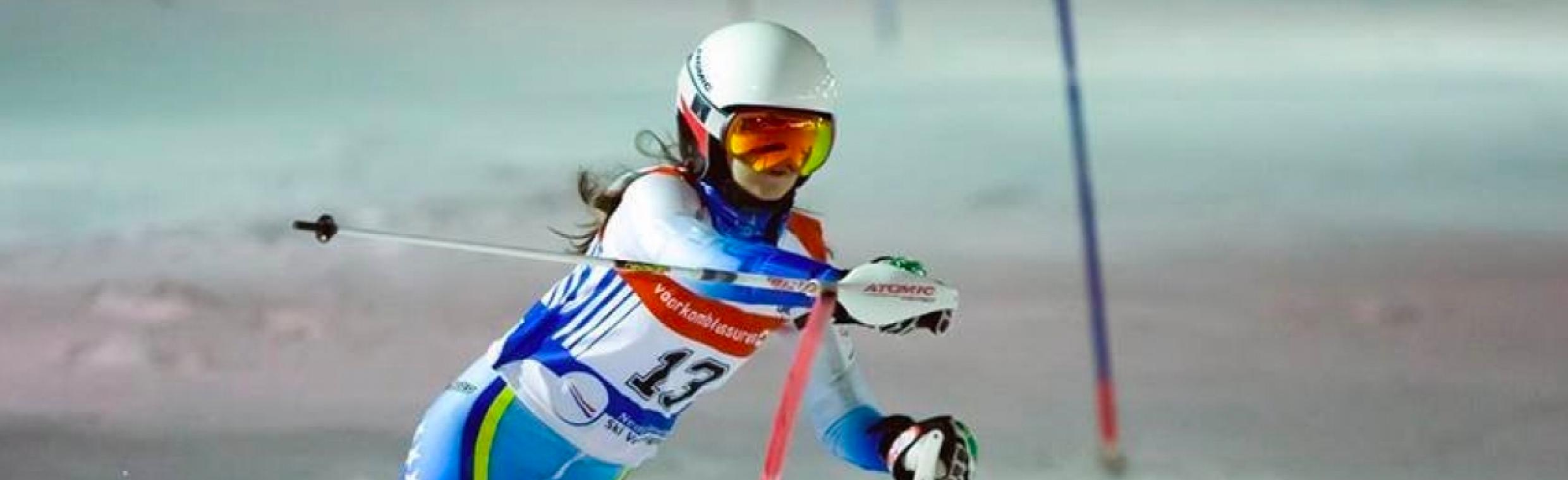 clanice_skijanje